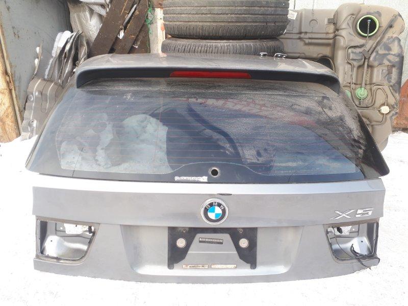 Дверь задняя багажника Bmw X5-Series E70 N52B30 2007 верхняя