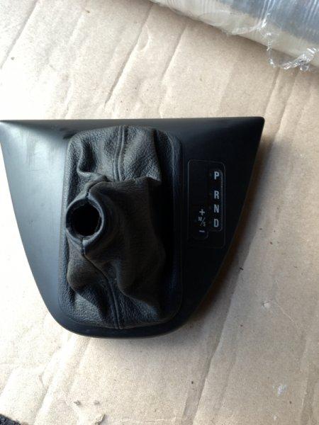 Кожух кпп Bmw X5 E53 M54B30 2001