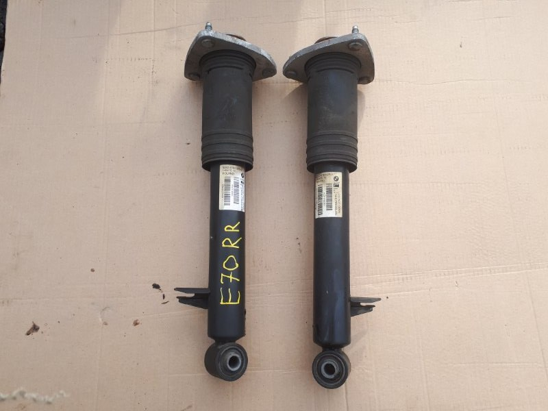 Стойка подвески Bmw X5-Series E70 N52B30 2007 задняя