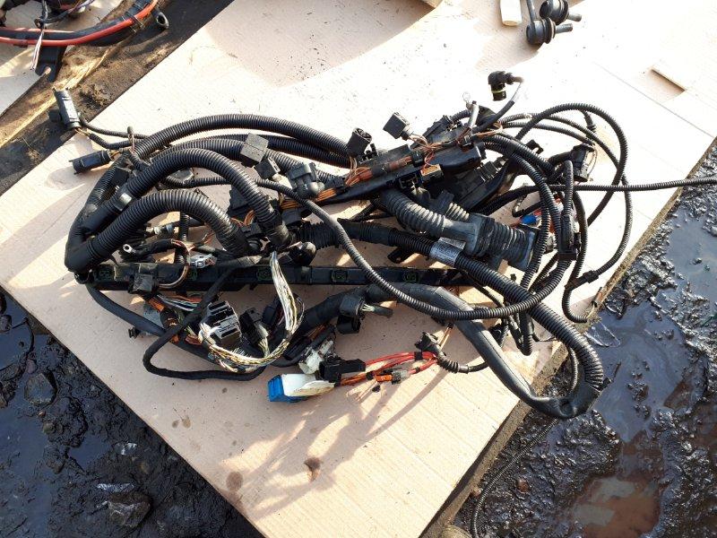Проводка Bmw X5-Series E70 N52B30 2007