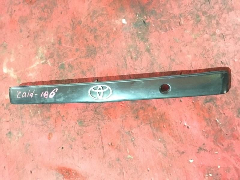 Накладка багажника Toyota Caldina ET196V 1996