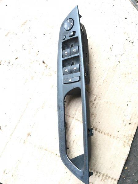 Блок управления стеклоподъемниками Bmw X5 E70 N52B30 2007 передний правый