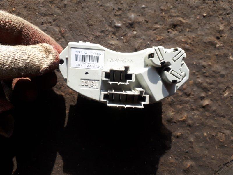 Реостат печки Bmw X5-Series E70 N52B30 2007