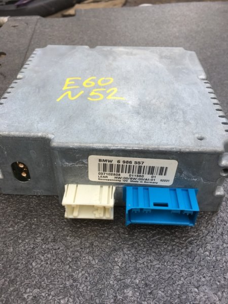 Видеомодуль Bmw 5-Series E60 N52B25 2006