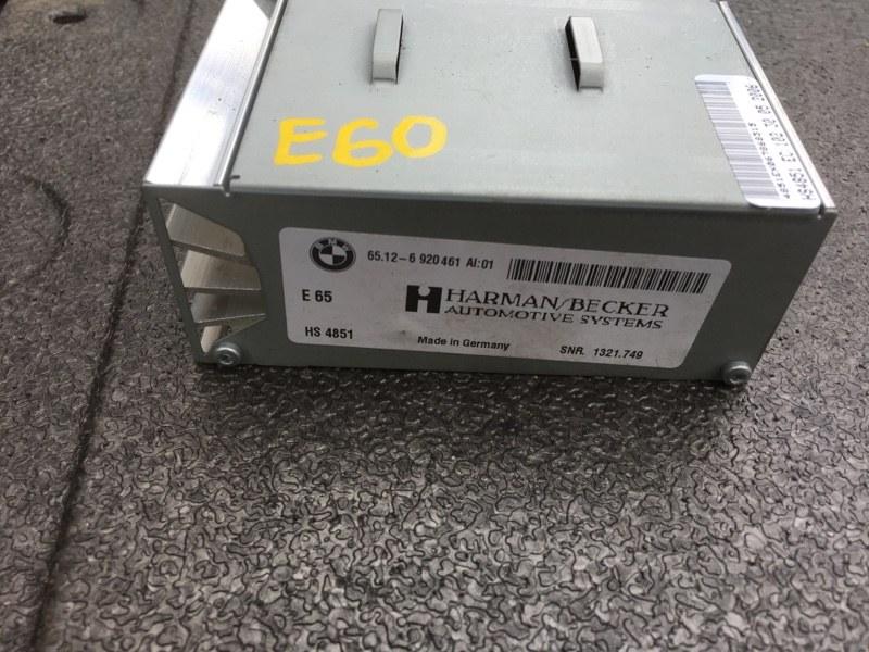 Усилитель звука Bmw 5-Series E60 N52B25 2006