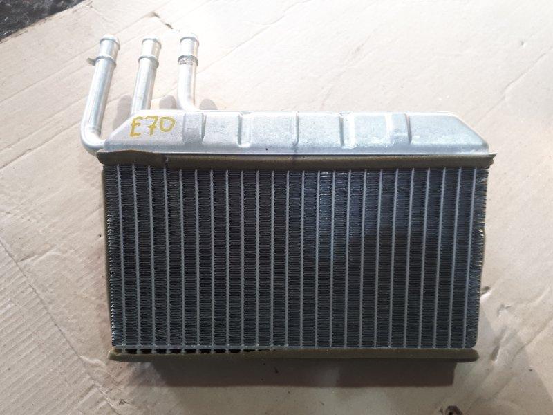 Радиатор отопителя Bmw X5-Series E70 N62B48 2007