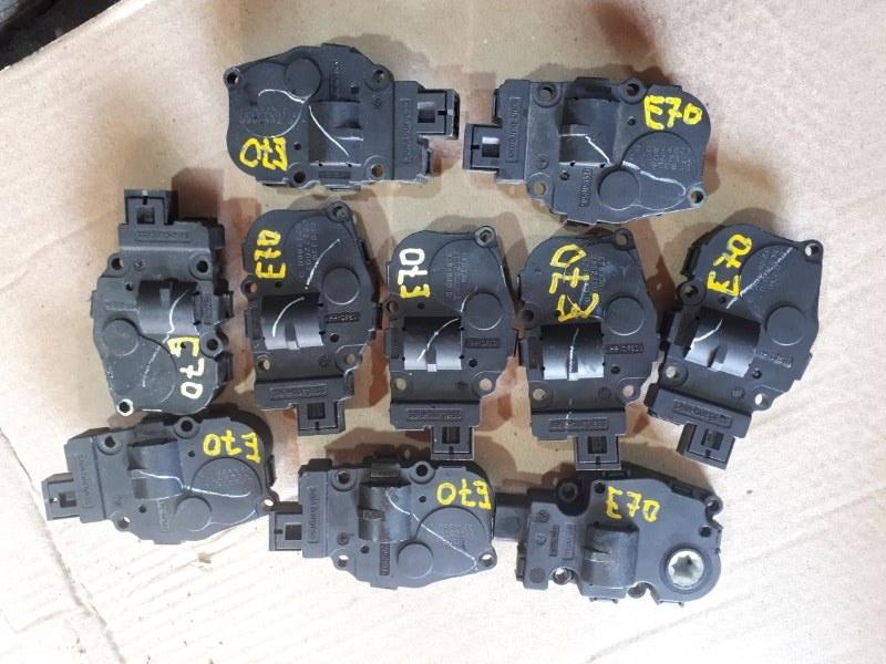 Привод заслонок отопителя Bmw X5-Series E70 N62B48 2007