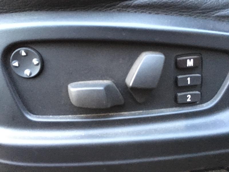 Блок управления сидениями Bmw X5 E70 N62B48 2007 левый