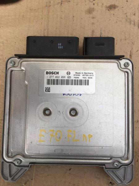 Блок управления рулевой рейкой Bmw X5-Series E70 N62B48 2007