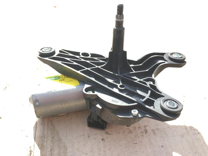 Мотор заднего дворника Bmw X5-Series E70 N62B48 2007