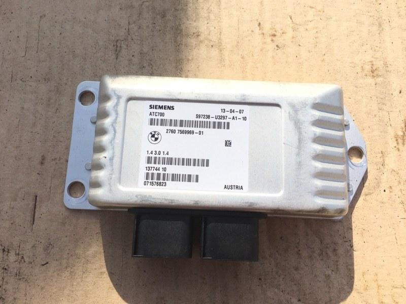 Блок управления кпп Bmw X5-Series E70 N62B48 2007