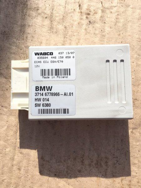Блок управления подвеской Bmw X5-Series E70 N62B48 2007