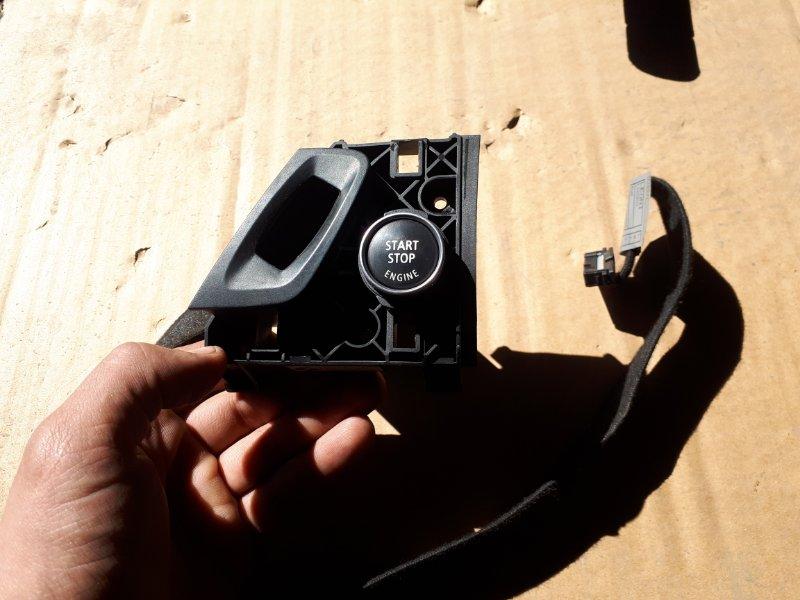 Кнопка запуска двигателя Bmw X5 E70 N62B48 2007