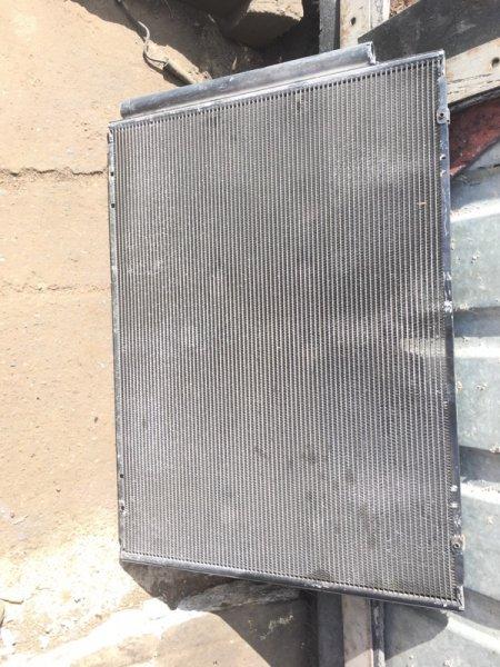 Радиатор кондиционера Toyota Harrier GSU30 2GR-FE 2005