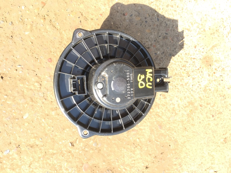 Вентилятор печки Toyota Harrier GSU30 2GR-FE 2005