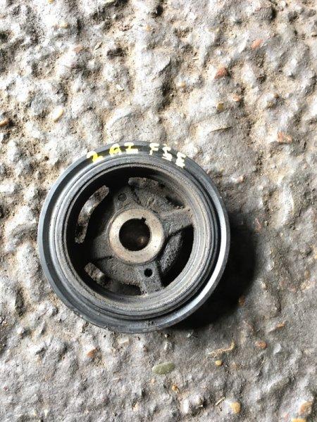 Шкив коленвала Toyota Avensis AZT250 1AZ-FSE 2006