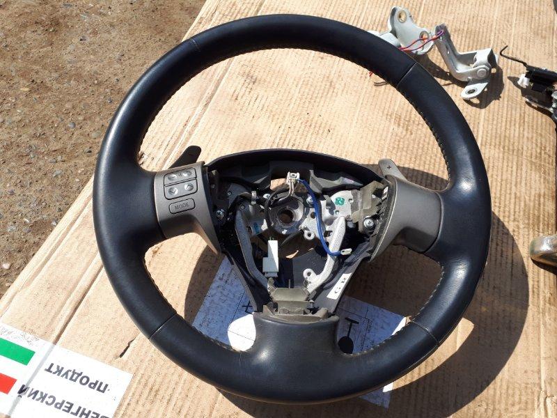 Руль Toyota Blade GRE156 2GR-FE 2007
