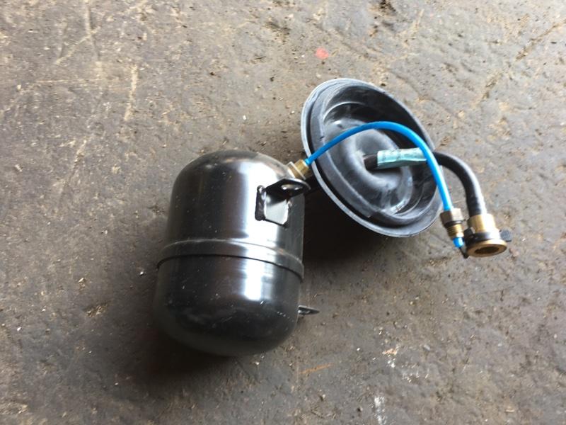 Ресивер пневматической подвески Bmw X5-Series E53 M54B30 2005 задний