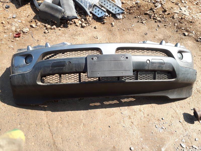Бампер Bmw X5-Series E53 M54B30 2005 передний