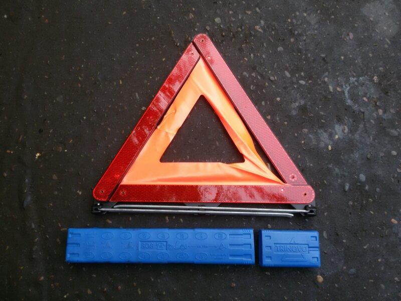 Аварийный знак Bmw X5 E53 M54B30 2005