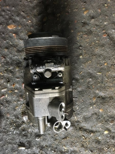 Компрессор кондиционера Bmw X5-Series E53 N62B44 2005