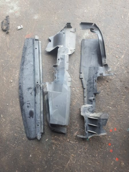 Диффузор Bmw X5-Series E53 N62B44 2005