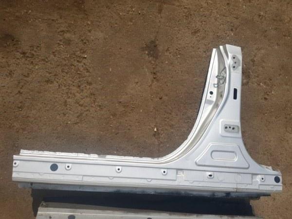 Порог Toyota Camry AVV50 2AR-FXE 2013 левый