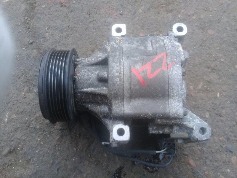 Компрессор кондиционера Toyota Corolla ZZE124 1ZZ-FE 2001