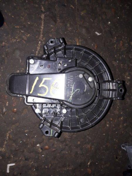 Вентилятор печки Toyota Auris ZRE150 2005