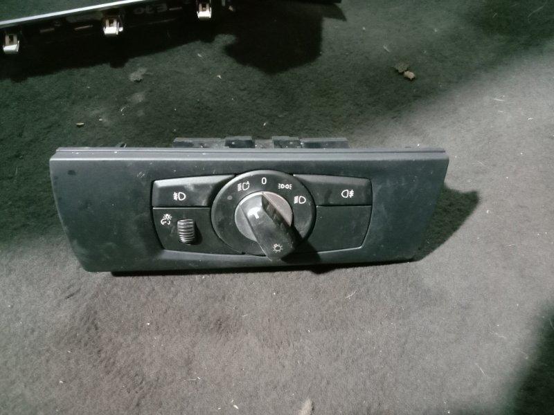 Переключатель света Bmw X5-Series E70 N52B30 2007