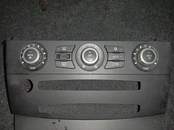 Блок управления климат-контролем Bmw 5-Series E60 M54B30 2003