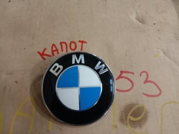 Эмблема Bmw X5-Series E53 M62B44 2002