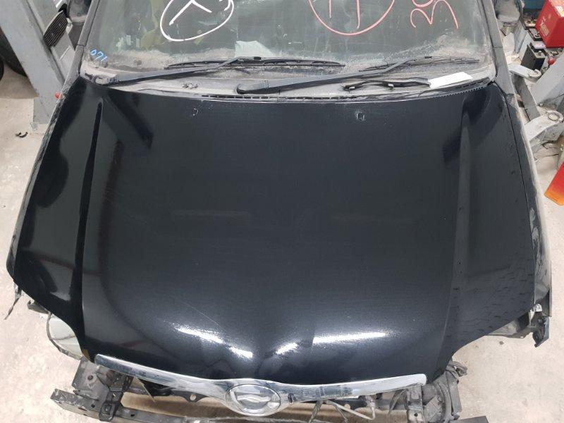 Капот Toyota Corolla Fielder ZZE123 2ZZ-GE 2005