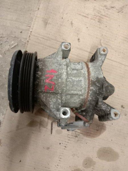 Компрессор кондиционера Toyota Probox NCP55 1NZ-FE 2006