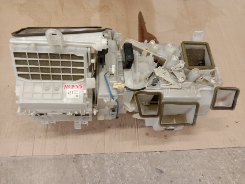 Корпус печки Toyota Probox NCP55 1NZ-FE 2006