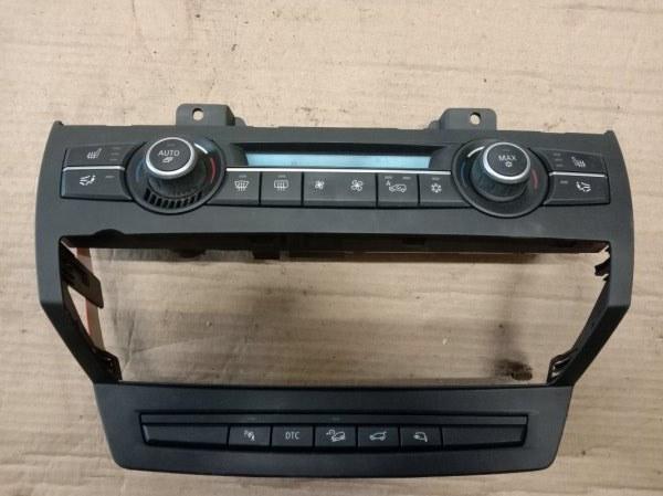 Блок управления климат-контролем Bmw X5 E70 N52B30 2007