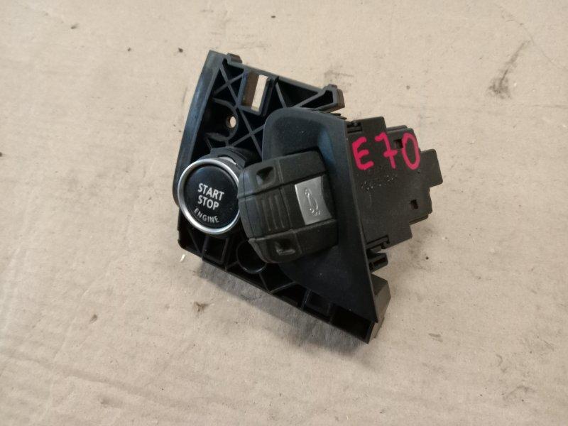 Кнопка запуска двигателя Bmw X5 E70 N52B30 2007