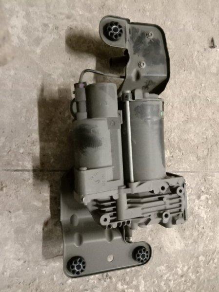 Компрессор подвески Bmw X5 E70 N52B30 2007
