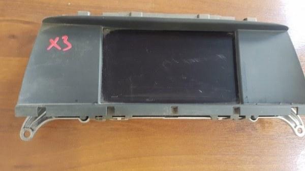Монитор Bmw X3 F25 2011