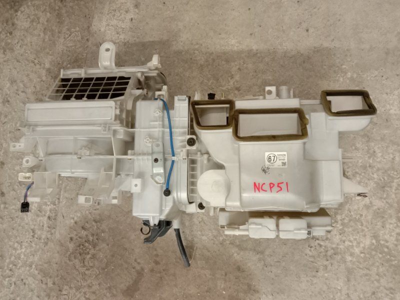 Корпус печки Toyota Probox NCP51 1NZ-FE 2005