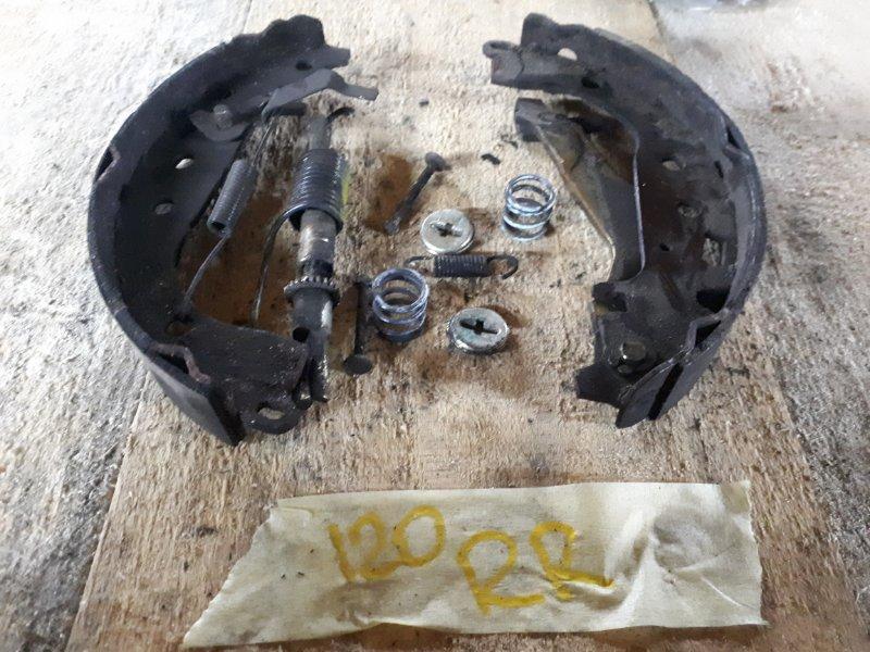 Механизм ручника Toyota Corolla Fielder NZE121 1NZ-FE 2003