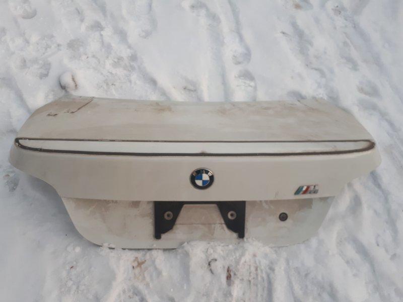 Крышка багажника Bmw 5-Series E60 N52B25 2006