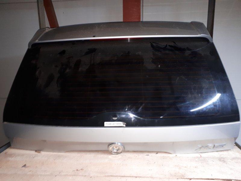 Дверь задняя багажника Bmw X5-Series E53 M54B30 2005