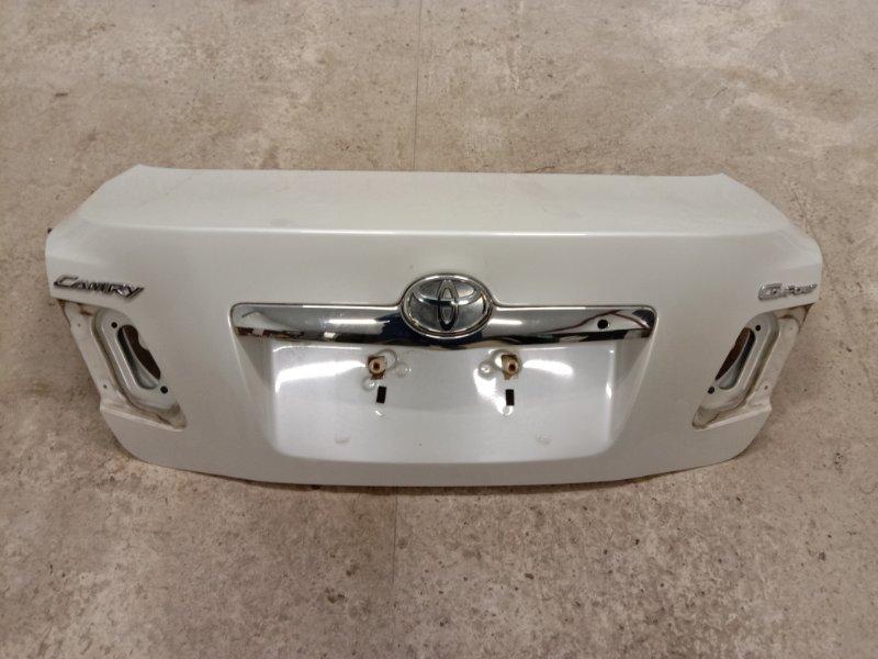 Крышка багажника Toyota Camry ACV40 2AZ-FE 2011