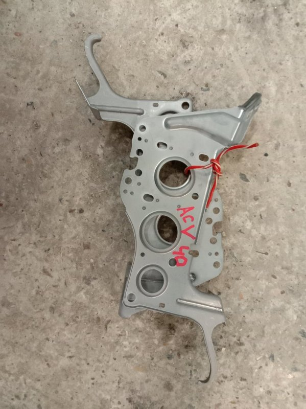 Крепление магнитолы Toyota Camry ACV40 2AZ-FE 2011