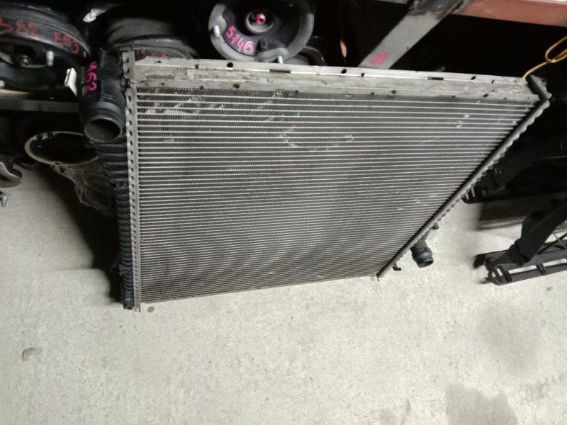 Радиатор двигателя Bmw E53 M54B30 2002