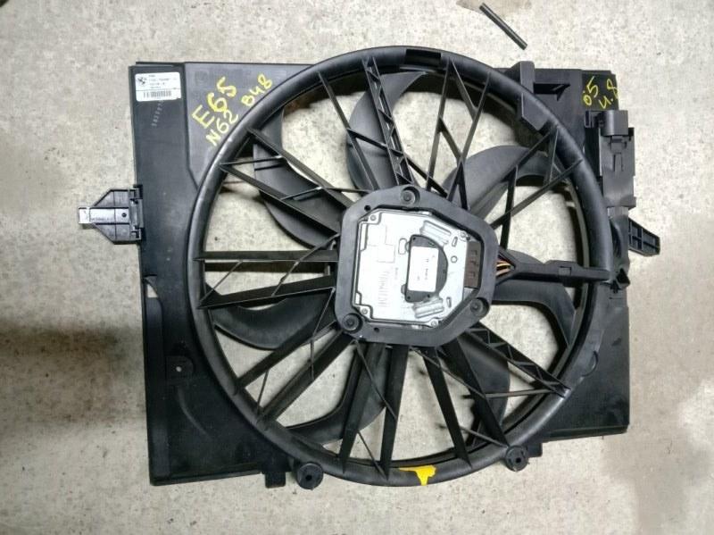 Вентилятор Bmw E65 N62B48 2007