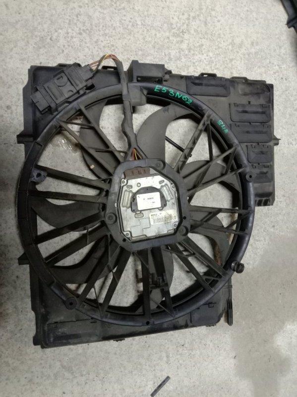 Вентилятор Bmw E53 N62B44 2003