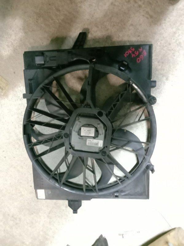 Вентилятор Bmw E60 M54B30 2005