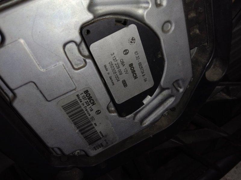 Радиатор двигателя Bmw E60 N62 2005